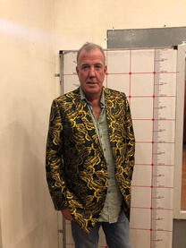 Jeremy Clarkson in Yaly Couture